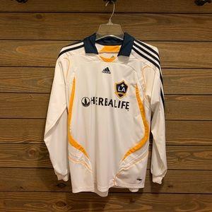 Adidas LA Galaxy Jersey David Beckham